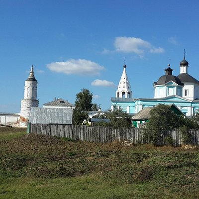 Бобренев монастырь,г.Коломна.