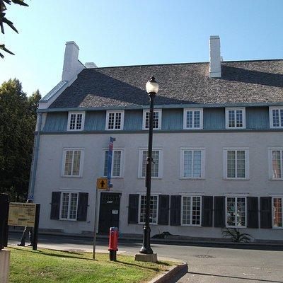 Galerie d'art du Parc, 864, rue des Ursulines, Trois-Rivières
