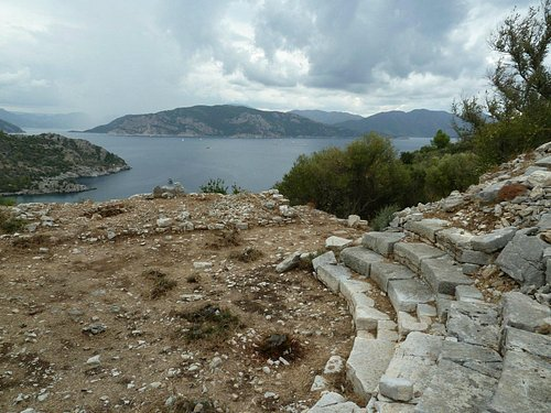 View from amphitheatre - Amos