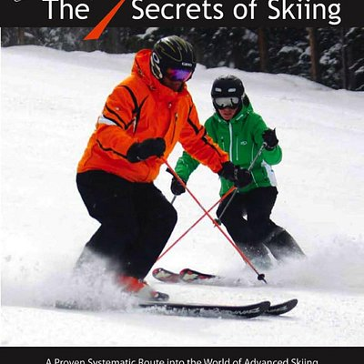 #1 'How to' Ski Book. See that and SKI THE WORLD WITH CHALKY at www,the7secretsofskiing.com