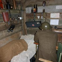 The trenches office