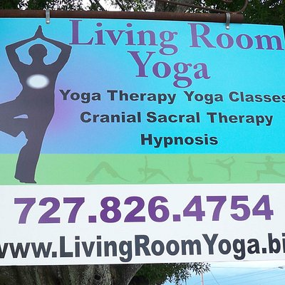 Living Room Yoga - Your Place for Healing & Holistic Education