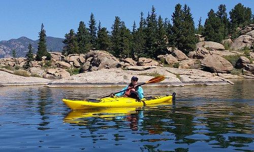Kayaking 11 mile