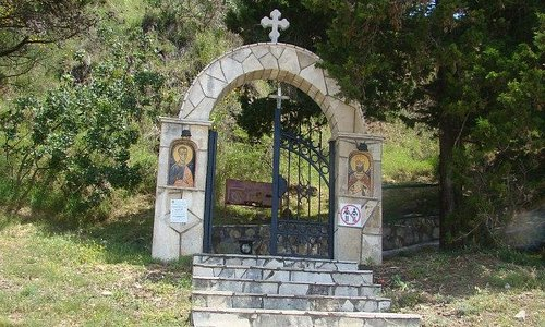 Лестница к церкви св .апостола Фомы