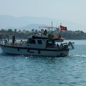 Day trip on the Flying Fish Altinkum
