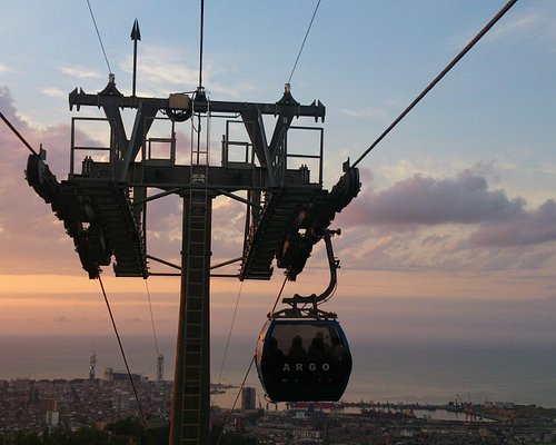 Cable Car ARGO - presents Batumi in the palm of your hand. Catch the joy.