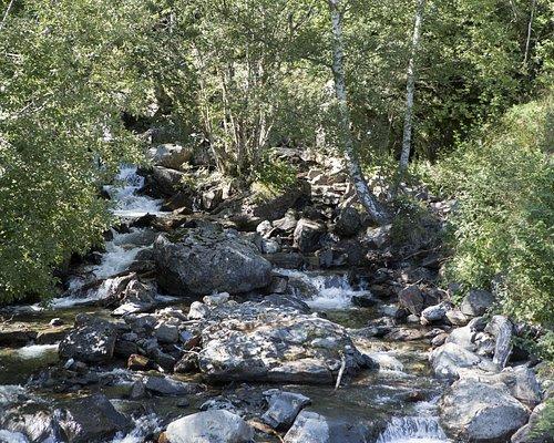 Río Pollós - Parque natural del Comapedrosa