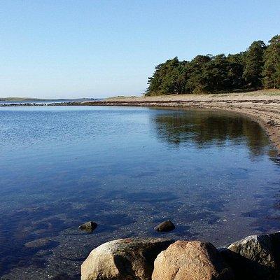 Larkollen Strand