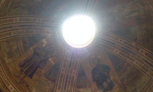 Piccola cappella, cupola