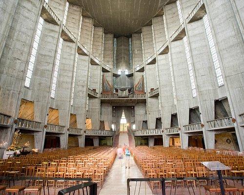 Eglise Notre-Dame de Royan - Ph. Souchard