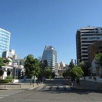 Las Condes - Isidora Goyenechea - Buildings