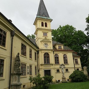 Замок Лужаны