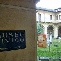 Ingresso / Entrance Museo Civico di Cuneo
