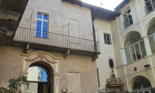 Interno Palazzo Samone