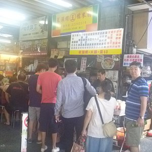 Famous Carrot Cake Stall at 2nd Market