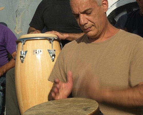 Drummers at Drummers Beach - Tel Aviv