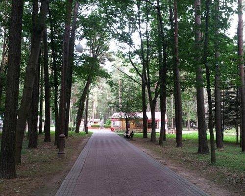 Парк Челюскинцев
