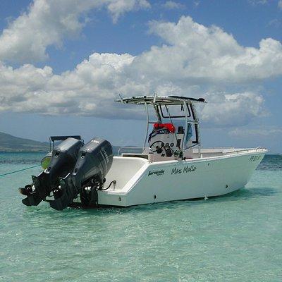 Le bateau Max Mallo
