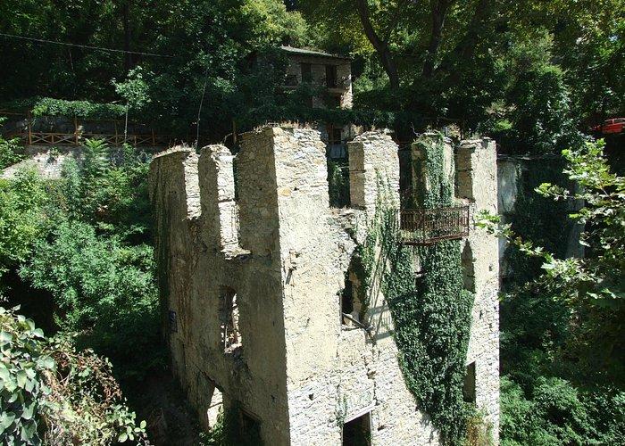 Παλιό αρχοντικό στις Μηλιές