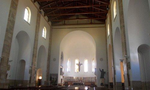 Cattedrale di San Marco - Interno
