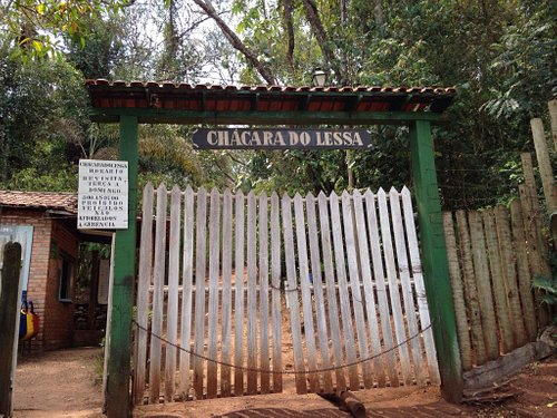 Portão entrada