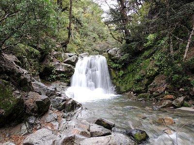 Cascada Inacayal