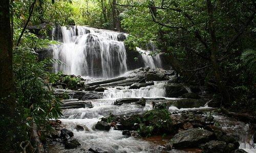 Hadlu Waterfalls
