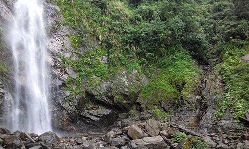 彩虹瀑布,攝於2014.07.08