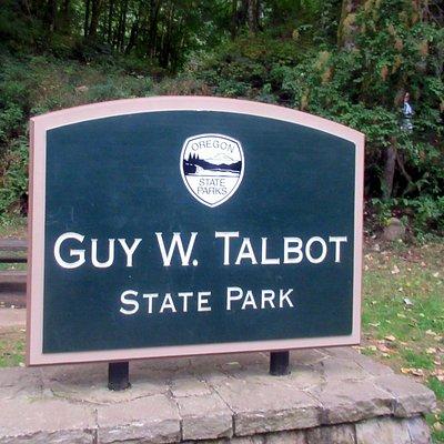 Guy W. Talbot State Park, Columbia River Gorge, Corbett, OR
