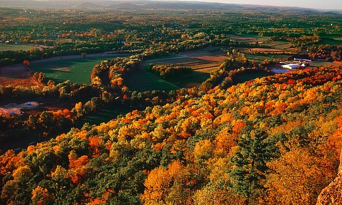 Talcott Mountain in Simsbury, CT