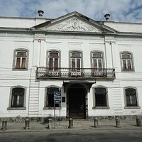 Fachada da Casa da Marquesa de Santos