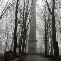 Башня в парке