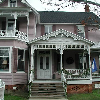 Historic Edenton State Historic Site Visitor Center