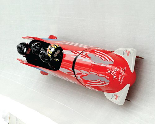 Thunder on Ice - Winter Bobsleigh Experience!