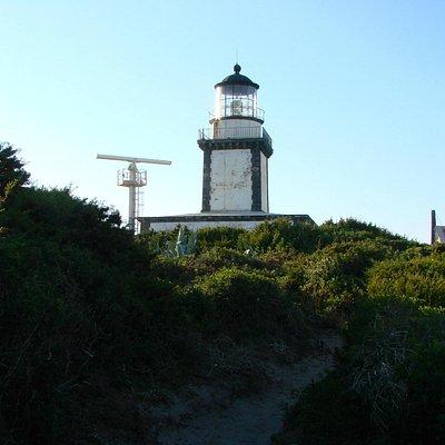 Le phare de Pertusato