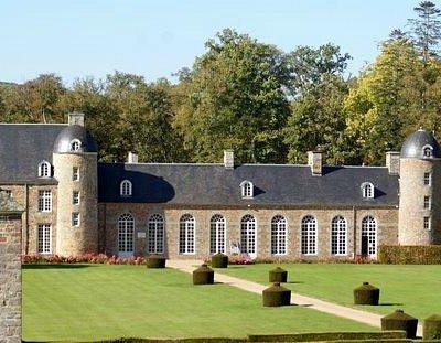 un château classé monument historique