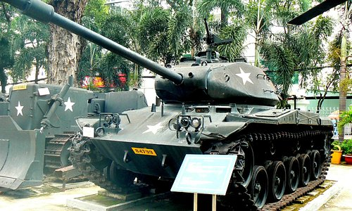 War Remnants museum HCMC