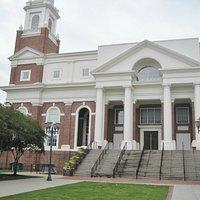 First Baptist Church, Columbia, SC, September 2014