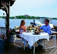 Enjoy Lunch with a view on our Channelview Deck