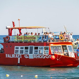 Sea Shuttle Faliraki - Rhodos