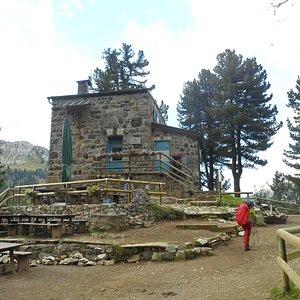 Rifugio Taramelli Val Monzoni