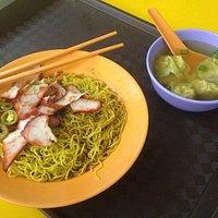 Wantan Noodles - Dry