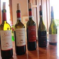 Le Bignele wines