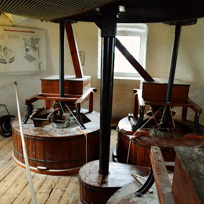 Sibsey Mill Sept 2014