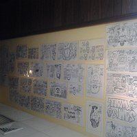 picture of a bunch of drawings