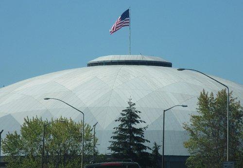 Tacoma Dome, Tacoma, WA