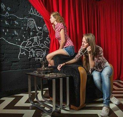 Твин Пикс - квест в реальности по мотивам культового сериала Twin Peaks. Phobia.ru/53