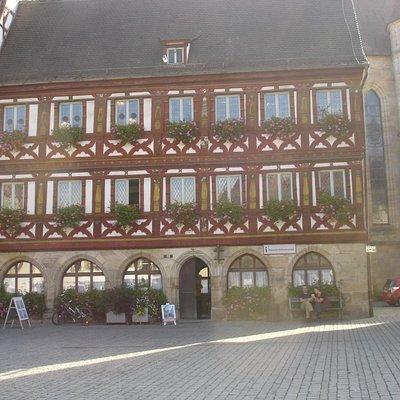 Das 'neue' Rathaus von 1535