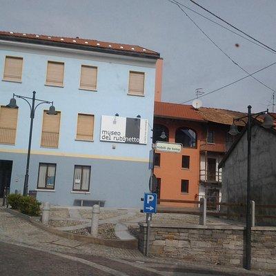 Museo del Rubinetto - L'ingresso