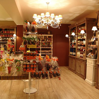 Du chocolat, des produits du terroir lorrain...